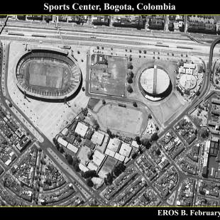 Colombia - Bogota, sport center