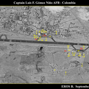 Colombia - Capitain Luis AFB_print