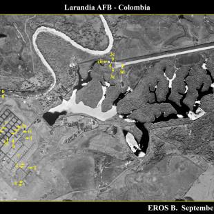 Colombia - Larandia AFB_print