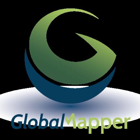 """Novo Logo do Aplicativo """"Global Mapper"""""""