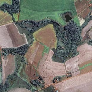 Ikonos PSM, 1 m colorido, , area rural de Três Passos, RS.