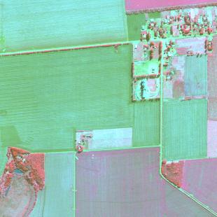 PSM cores falsas, Area rural no Paraguay