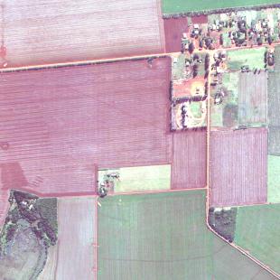 PSM cores naturais, Area rural no Paraguay